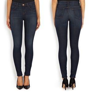J Brand Maria High Rise Skinny Jean in Veruca
